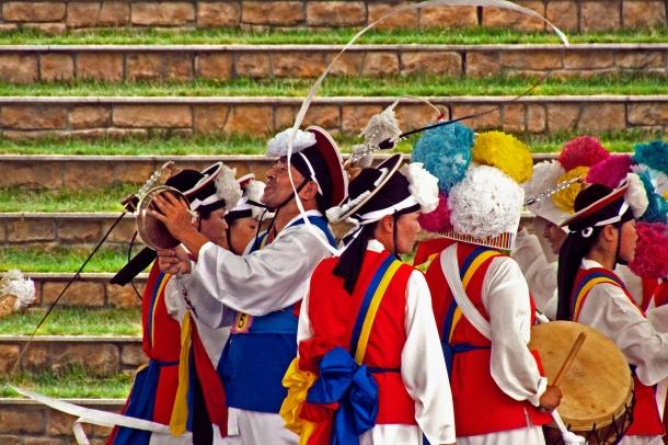 South Korea_Drumming